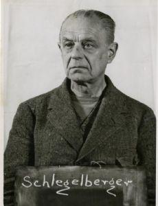 Franz Schlegelberger