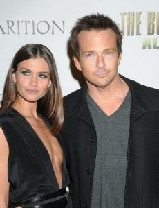 Lauren Hill and Sean Flanery