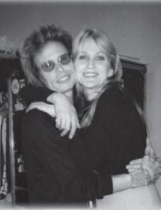 Steven Tyler and Michele Overman