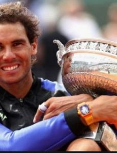 The 2017 French Open Championships