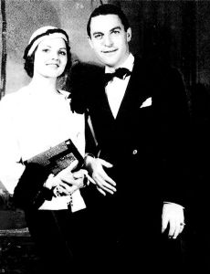 Chester Morris and Lillian Kenton Barker