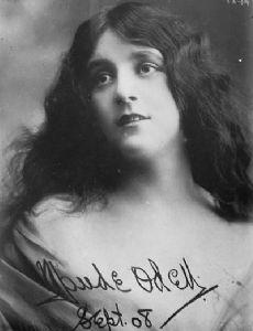 Maude Odell