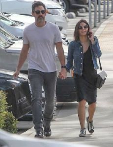 Steve Kazee and Jenna Dewan