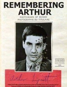 Remembering Arthur