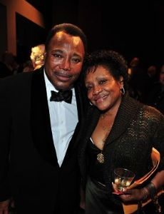 George Benson and Johnnie