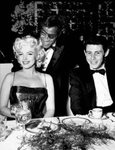 Eddie Fisher and Marilyn Monroe