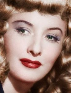 Barbara Stanwyck Photograph