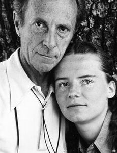 Charis Wilson and Edward Weston