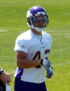 Ian Johnson (American football)