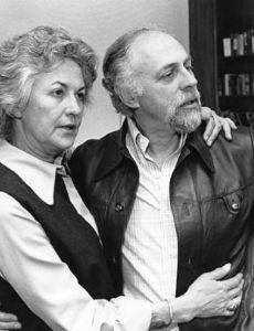 Gene Saks and Beatrice Arthur