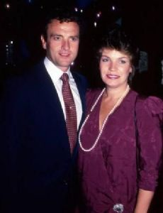 Kevin Dobson and Susan Dobson