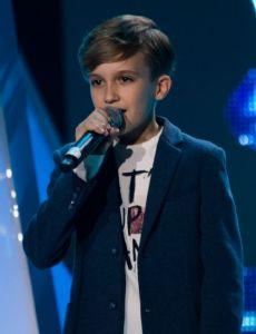 Child singer