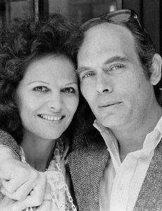 Claudia Cardinale and Pasquale Squitieri