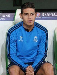 James Rodríguez (footballer)
