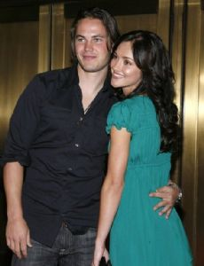 Minka Kelly and Taylor Kitsch
