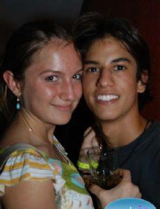 Julia Piquet and Felipe Nars