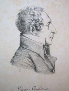 Vincent-Marie Viénot, Count of Vaublanc