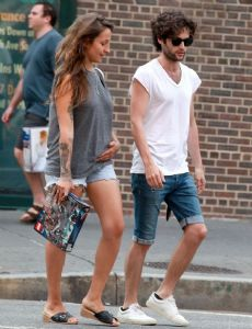 Long have blake lively penn badgley been dating