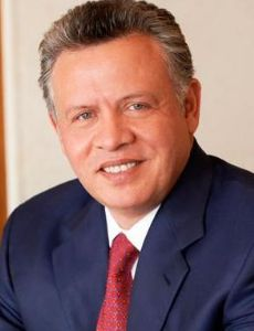 Abdullah II King Of Jordan