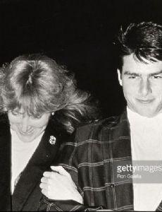 Patti Scialfa and Tom Cruise