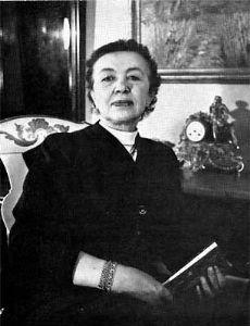 Stina Aronson