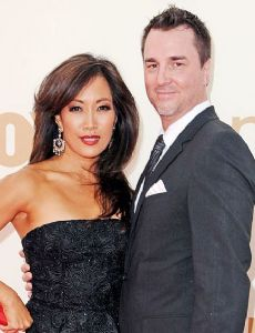Carrie ann inaba dating history