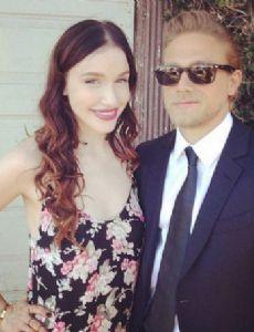 Charlie Hunnam and Morgana I