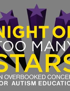 Night of Too Many Stars: An Overbooked Event for Autism Education