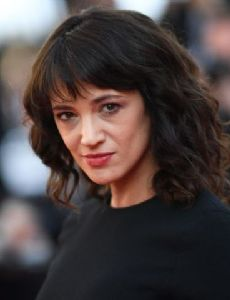Asia Argento and Vincent Gallo