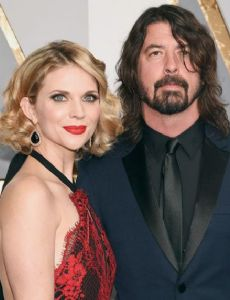 Dave Grohl Louise Post Dave Grohl Dati...