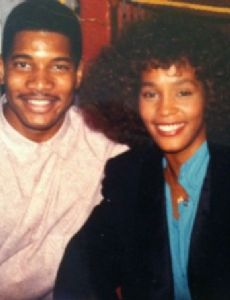whitney houston relationship with randall cunningham