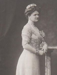 Princess Eleonore of Solms-Hohensolms-Lich