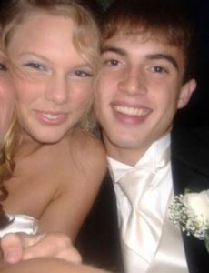 Taylor Swift and Sam Armstrong