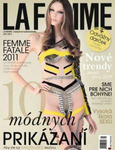 La Femme Magazine [Slovakia]