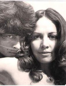 Isela Vega and Jorge Luke