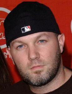 Fred Durst and Brittany Murphy