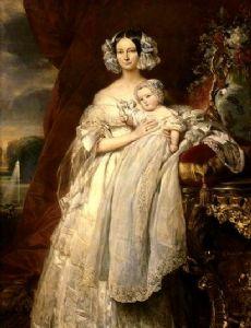 Duchess Helene of Mecklenburg-Schwerin