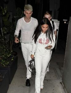 Machine Gun Kelly and Chantel Jeffries