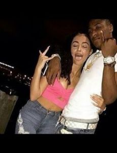 YoungBoy Never Broke Again and Malu Trevejo