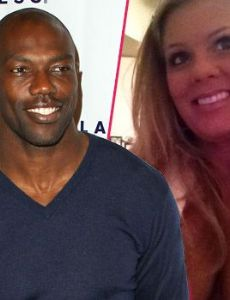 Terrell owens dating history