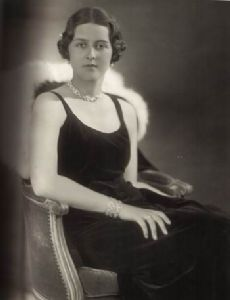 Princess Cecilie of Greece and Denmark