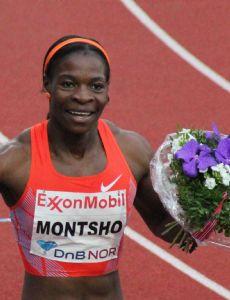 Amantle Montsho