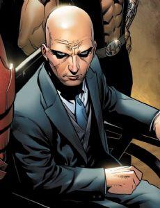 Professor Charles Xavier