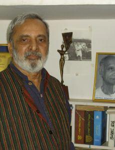U R Ananthamurthy U. R. Ananthamurthy Ph...