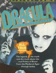 Dracula, the Great Undead