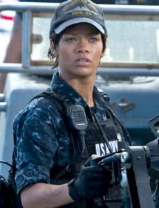 Petty Officer Cora 'Weps' Raikes
