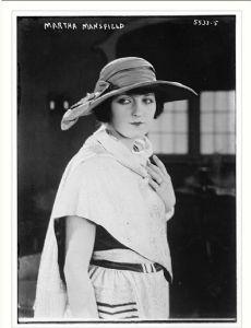 Martha Mansfield