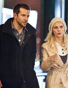 Mélanie Laurent and Bradley Cooper