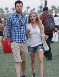 Brittany Snow and William Tell (musician)