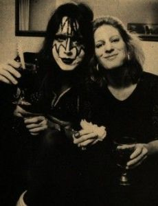 Ace Frehley and Jeanette Trerotola